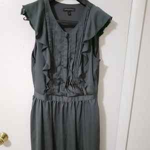 Banana Republic Ruffles dress
